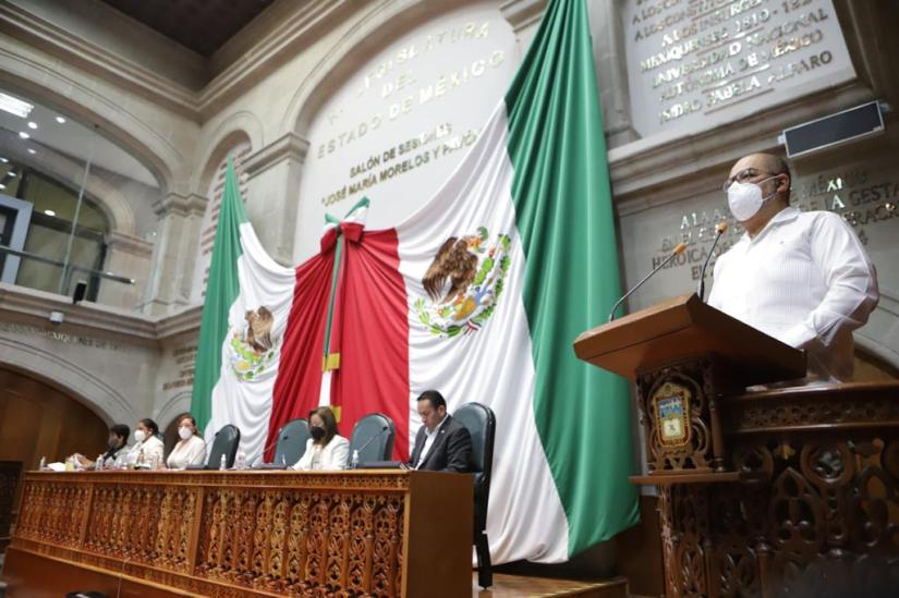 Congreso mexiquense